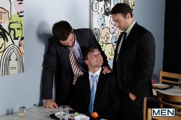 trio gay cantine