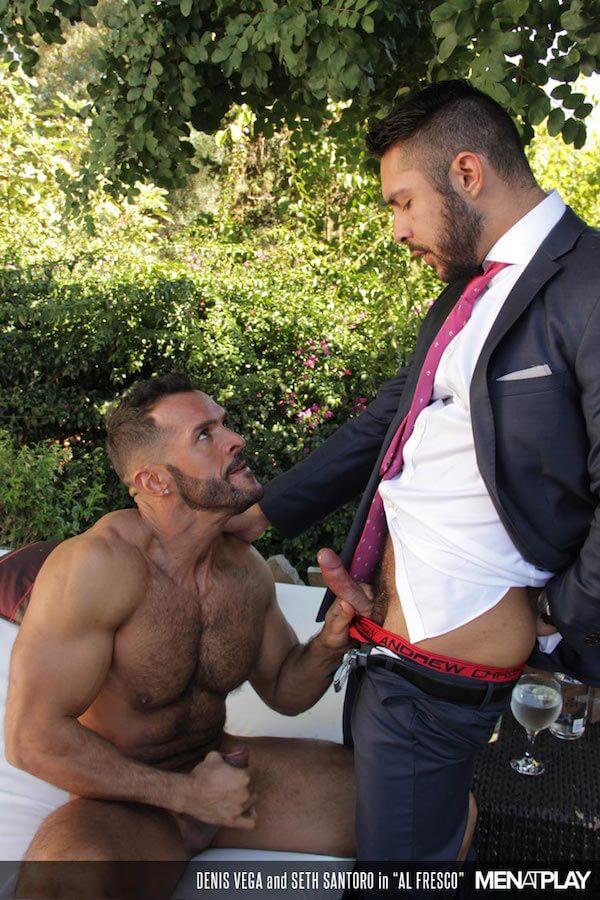 pompe le vigile gay TBF