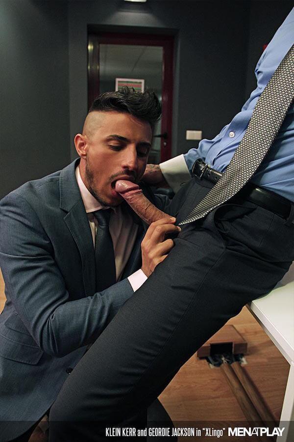 Bite 18 cm de cadre gay
