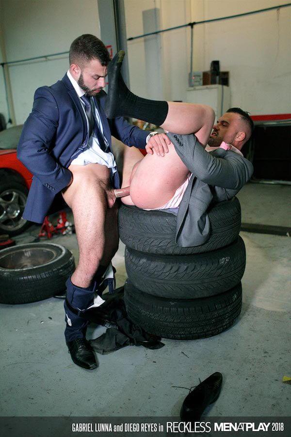 sexe gay sur pneus