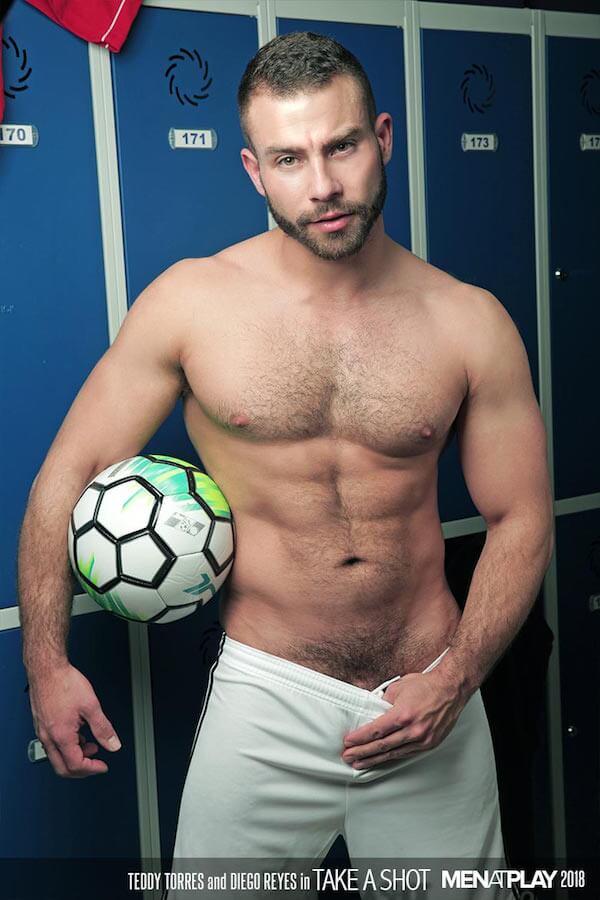 joueur de foot gay